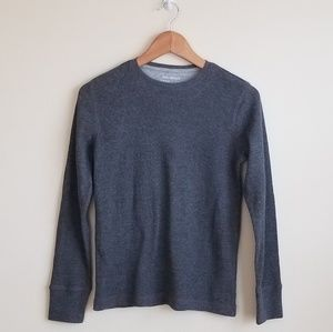 Tucker  + Tate Thermal Top size 8/10